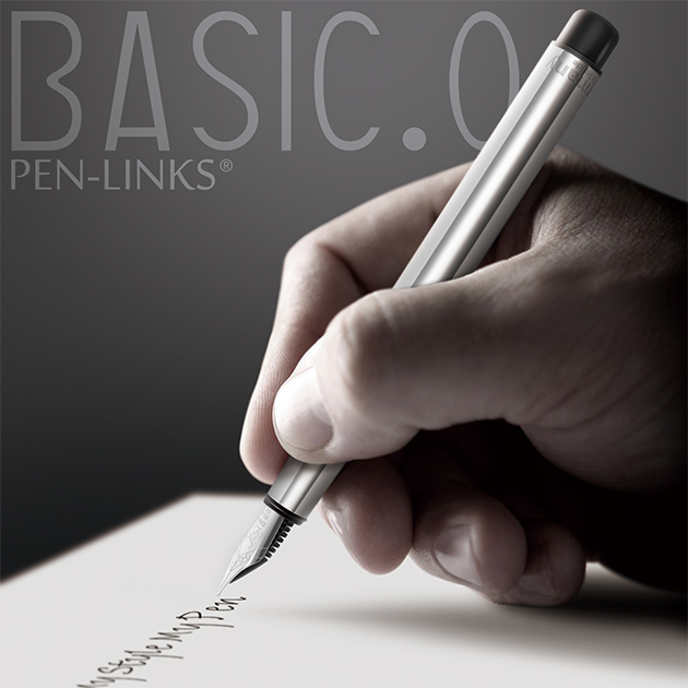 PEN-LINKS BASIC.O 貝斯可鋼筆 6
