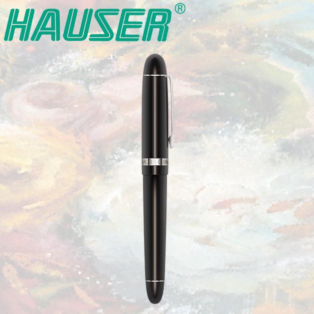 德國HAUSER 豪仕 CLASSIC ART NOUVEAU 新藝術鋼筆(雙尖)系列 1