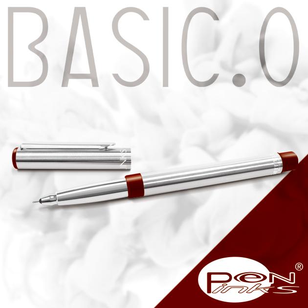 PEN-LINKS BASIC.O 貝斯可鋼珠筆 4
