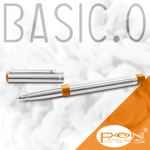 PEN-LINKS BASIC.O 貝斯可鋼珠筆 10
