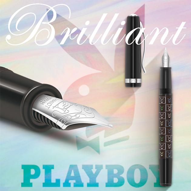 美國PLAYBOY Brilliant星燦鋼筆系列 (1) 4