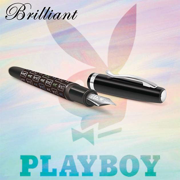 【限量絕版品】美國PLAYBOY Brilliant星燦鋼筆系列 (1) 6