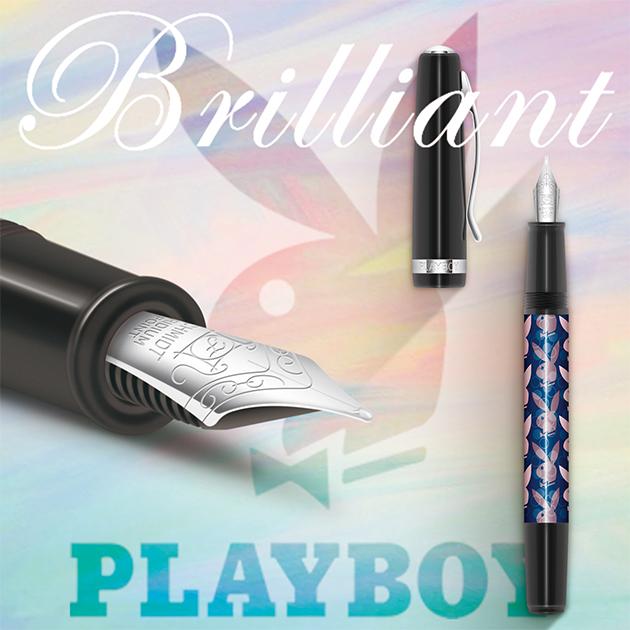 美國PLAYBOY Brilliant星燦鋼筆系列 (1) 14