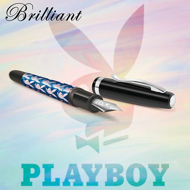 【限量絕版品】美國PLAYBOY Brilliant星燦鋼筆系列 (1) 16