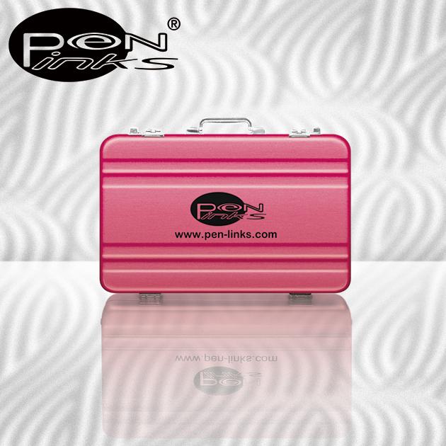 PEN-LINKS 繽紛輕巧鋁製公事包名片盒 3