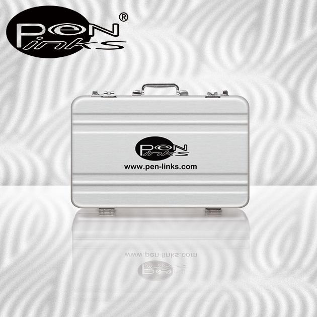 PEN-LINKS 繽紛輕巧鋁製公事包名片盒 5