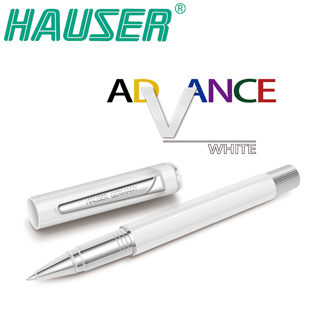德國HAUSER豪士 ADVANCE先進鋼珠筆系列 1