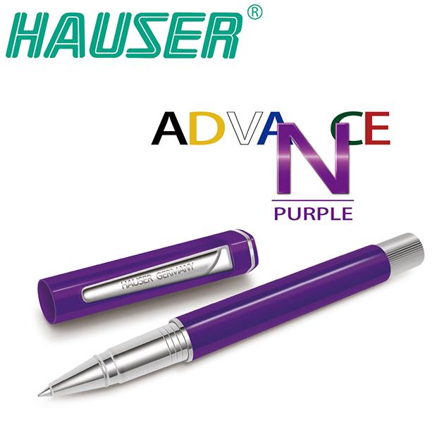 德國HAUSER豪士 ADVANCE先進鋼珠筆系列 3