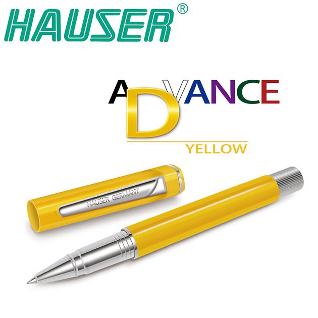 德國HAUSER豪士 ADVANCE先進鋼珠筆系列 4