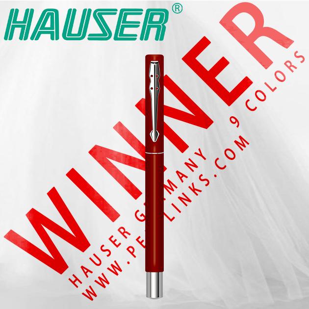 德國HAUSER豪士 WINNER 勝利鋼珠筆系列 3