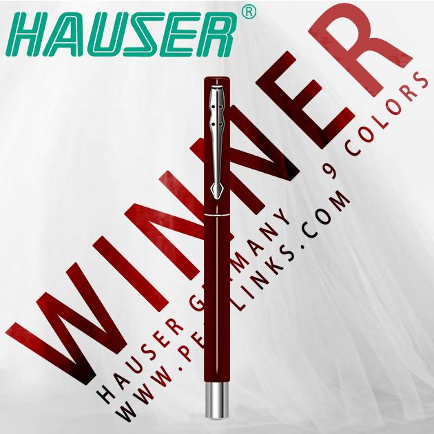德國HAUSER豪士 WINNER 勝利鋼珠筆系列 4