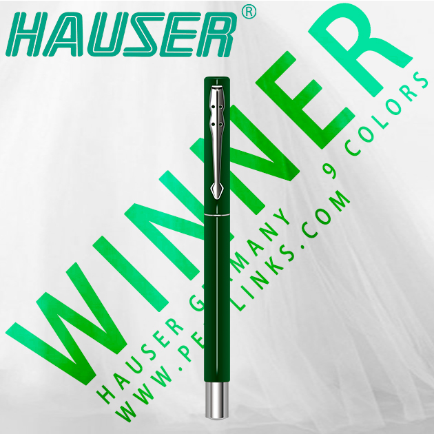 德國HAUSER豪士 WINNER 勝利鋼珠筆系列 7