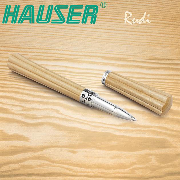 德國HAUSER豪士 RUDI 魯迪原木鋼珠系列 2