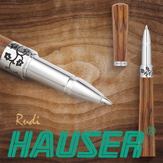德國HAUSER豪士 RUDI 魯迪原木鋼珠系列 3