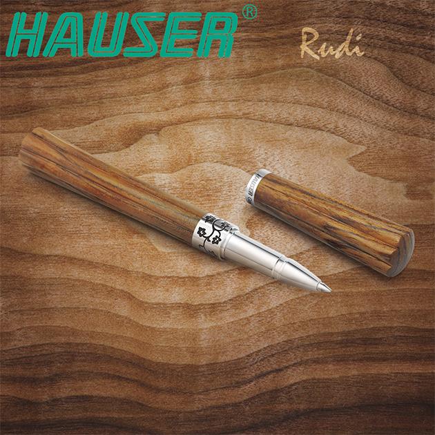 德國HAUSER豪士 RUDI 魯迪原木鋼珠系列 4