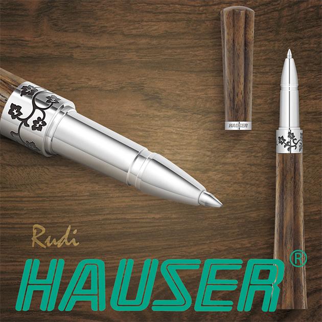 德國HAUSER豪士 RUDI 魯迪原木鋼珠系列 7