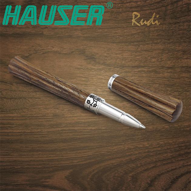 德國HAUSER豪士 RUDI 魯迪原木鋼珠系列 8