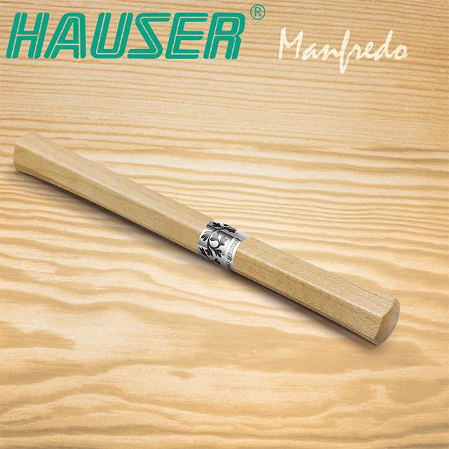 德國HAUSER豪士 MANFREDO 曼菲德原木鋼筆系列 1