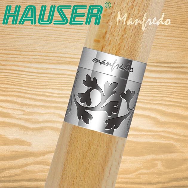 德國HAUSER豪士 MANFREDO 曼菲德原木鋼筆系列 2