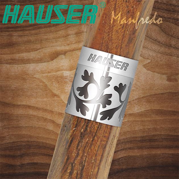 德國HAUSER豪士 MANFREDO 曼菲德原木鋼筆系列 5