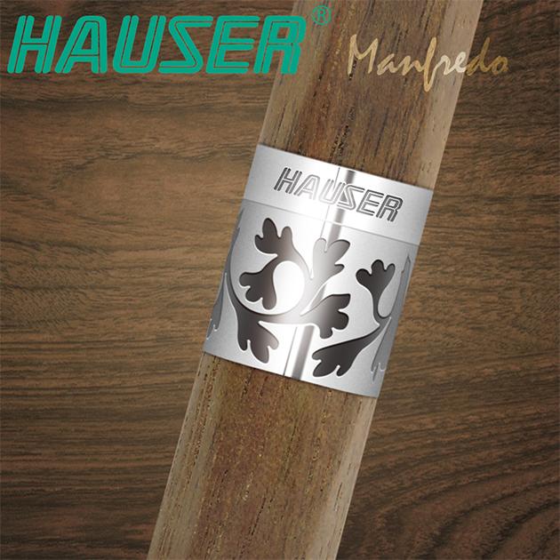 德國HAUSER豪士 MANFREDO 曼菲德原木鋼筆系列 8