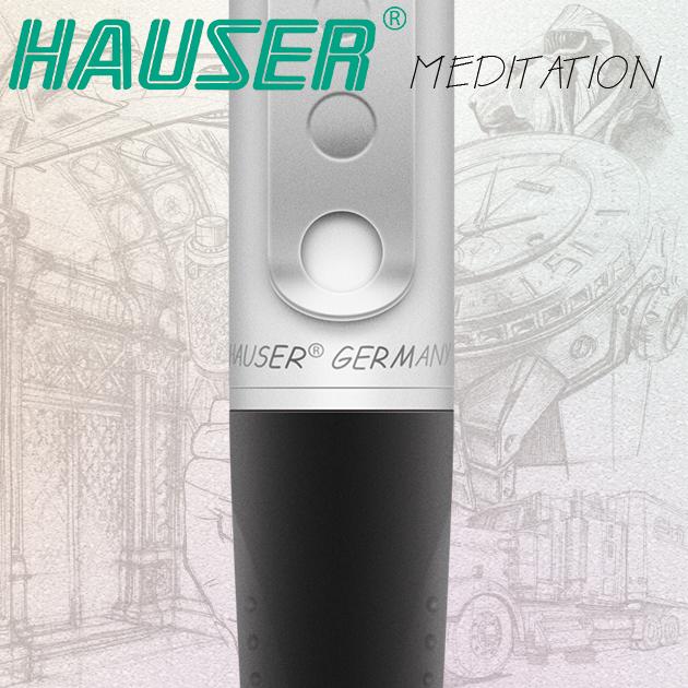 德國HAUSER豪士MEDITATION 冥想系列半自動素描鉛筆 2