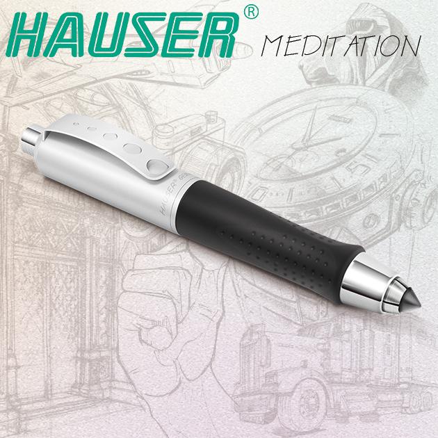 德國HAUSER豪士MEDITATION 冥想系列半自動素描鉛筆 3