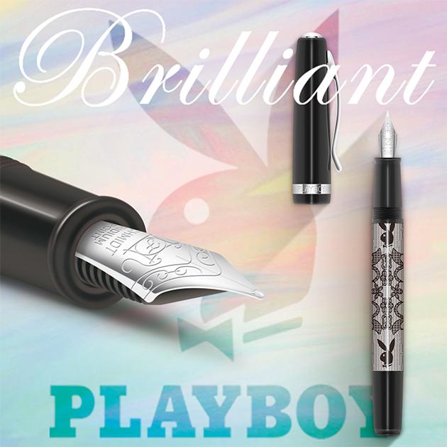 美國PLAYBOY Brilliant星燦鋼筆系列 (2) 1