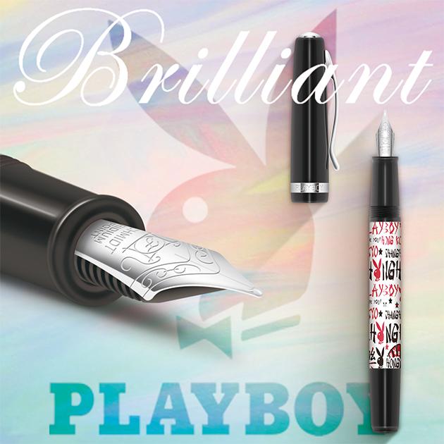 美國PLAYBOY Brilliant星燦鋼筆系列 (3) 1