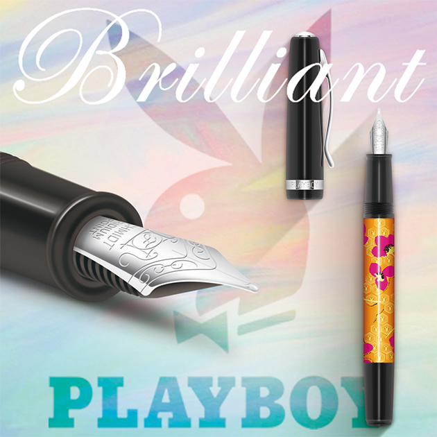 美國PLAYBOY Brilliant星燦鋼筆系列 (3) 7