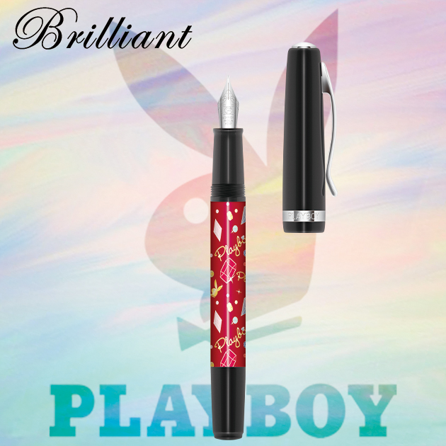美國PLAYBOY Brilliant星燦鋼筆系列 (3) 12