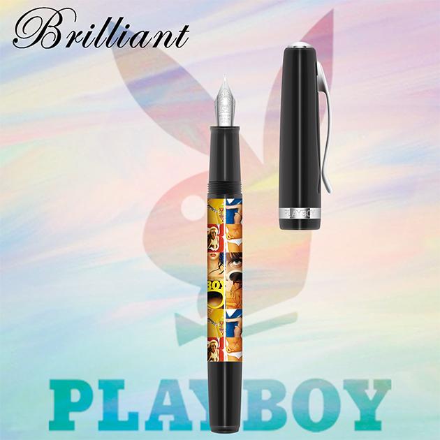 美國PLAYBOY Brilliant星燦鋼筆系列 (3) 14