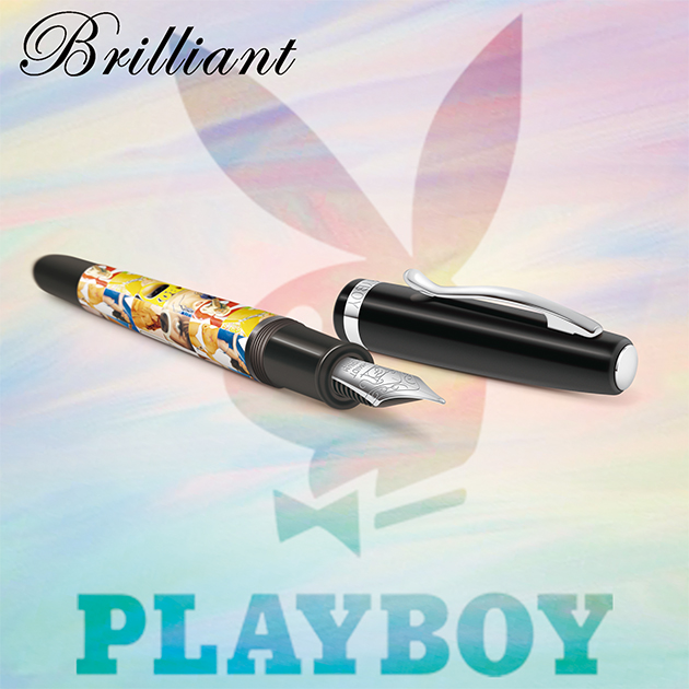 美國PLAYBOY Brilliant星燦鋼筆系列 (3) 15