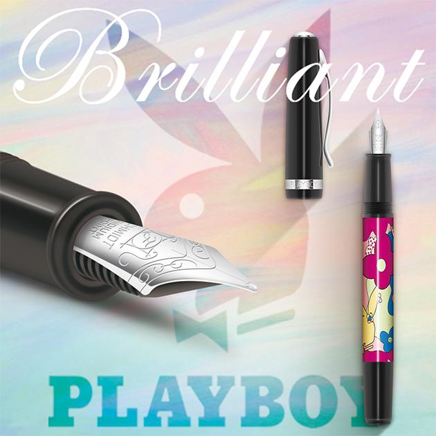 美國PLAYBOY Brilliant星燦鋼筆系列 (4) 1