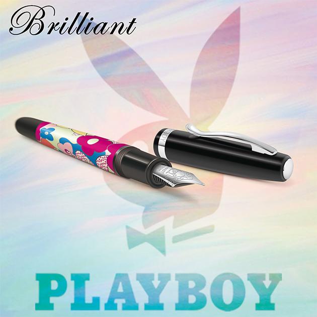 美國PLAYBOY Brilliant星燦鋼筆系列 (4) 3