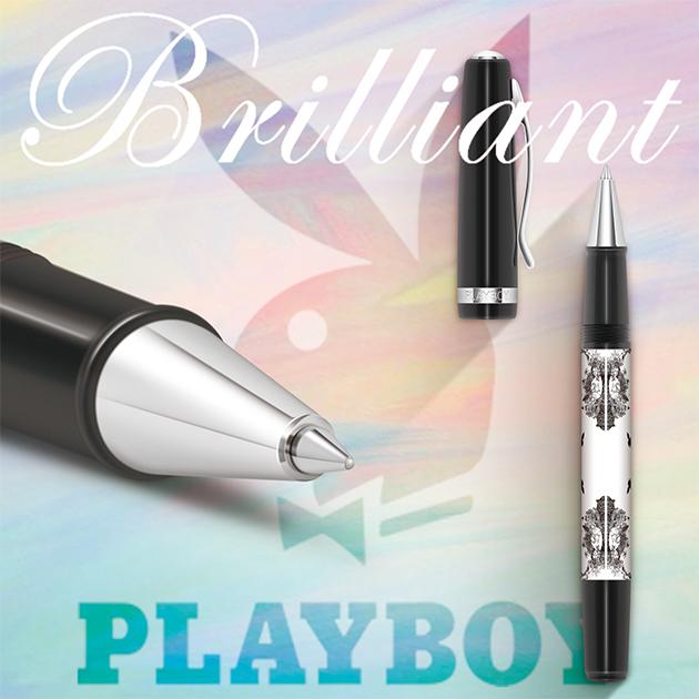 美國PLAYBOY Brilliant星燦鋼珠筆系列 (1) 6