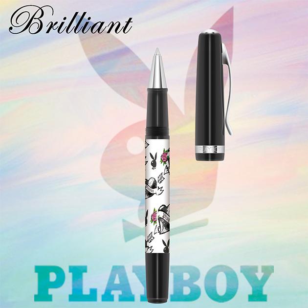 美國PLAYBOY Brilliant星燦鋼珠筆系列 (1) 13