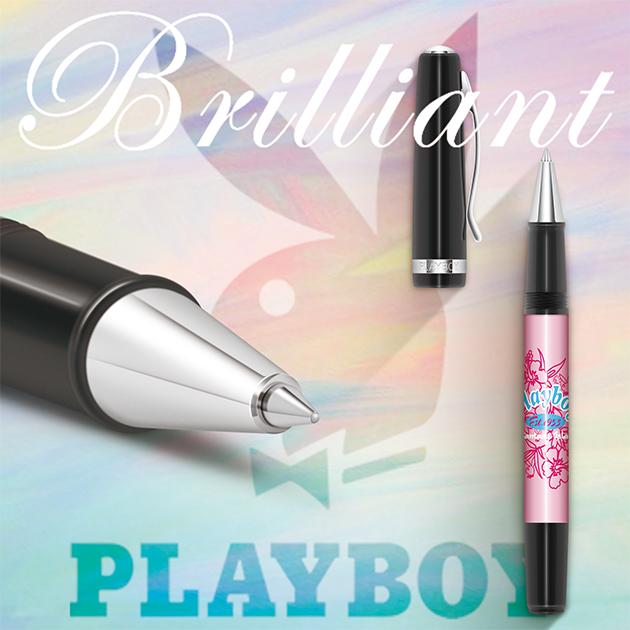 美國PLAYBOY Brilliant星燦鋼珠筆系列 (2) 4