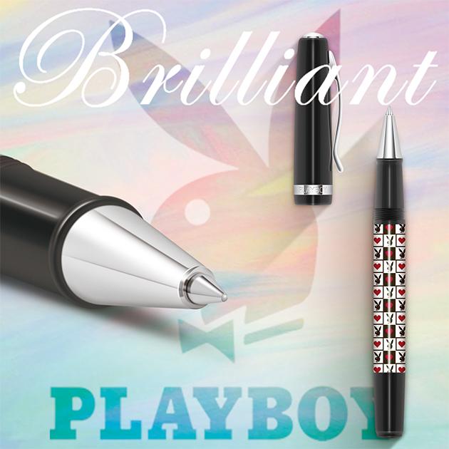 美國PLAYBOY Brilliant星燦鋼珠筆系列 (2) 7