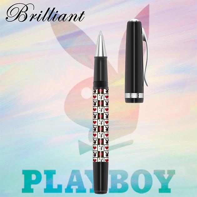 美國PLAYBOY Brilliant星燦鋼珠筆系列 (2) 8