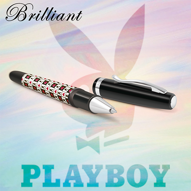 美國PLAYBOY Brilliant星燦鋼珠筆系列 (2) 9