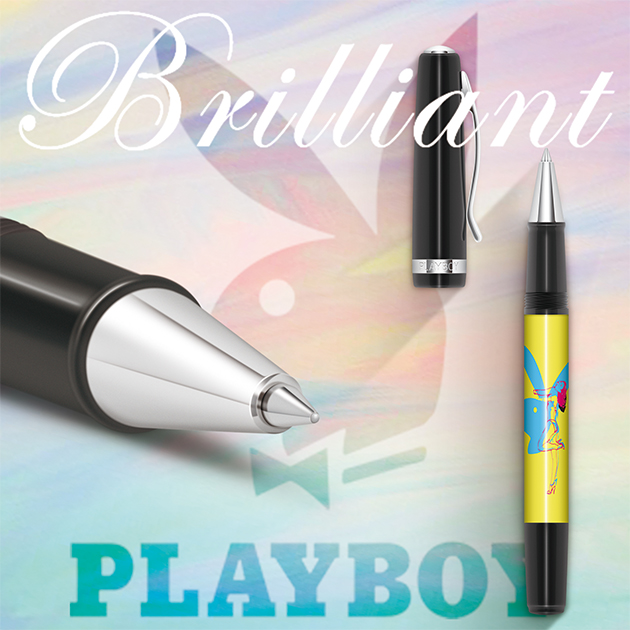 美國PLAYBOY Brilliant星燦鋼珠筆系列 (2) 10