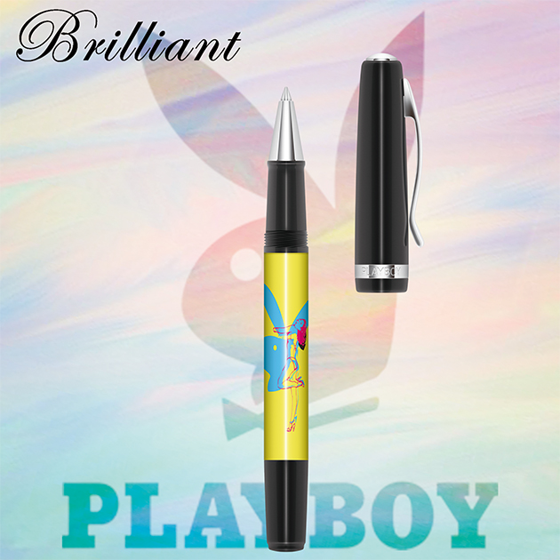 美國PLAYBOY Brilliant星燦鋼珠筆系列 (2) 11
