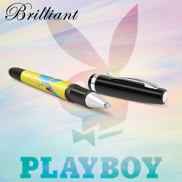 美國PLAYBOY Brilliant星燦鋼珠筆系列 (2) 12