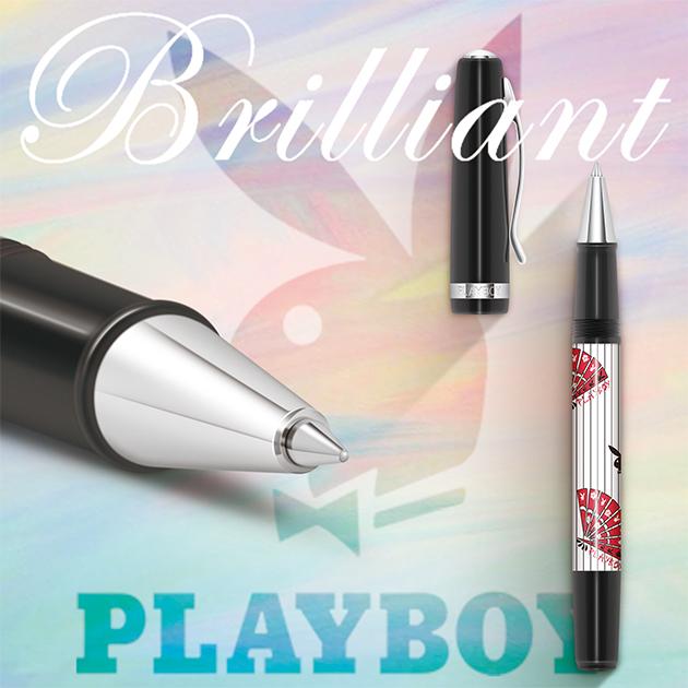 美國PLAYBOY Brilliant星燦鋼珠筆系列 (2) 13