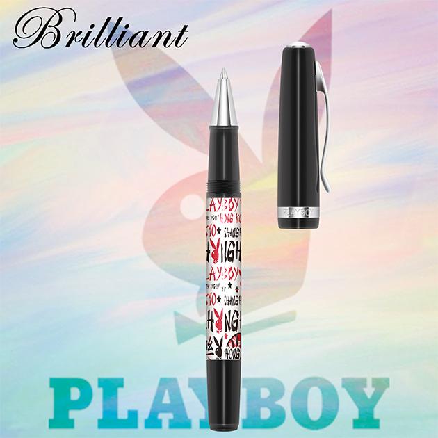 美國PLAYBOY Brilliant星燦鋼珠筆系列 (3) 2