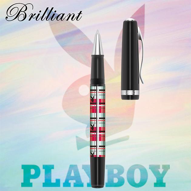 美國PLAYBOY Brilliant星燦鋼珠筆系列 (3) 5