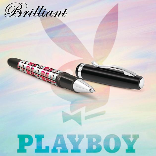 美國PLAYBOY Brilliant星燦鋼珠筆系列 (3) 6