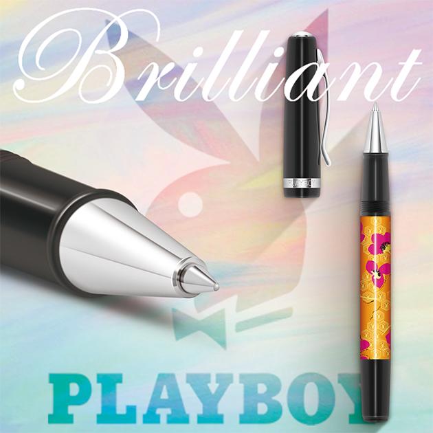 美國PLAYBOY Brilliant星燦鋼珠筆系列 (3) 7