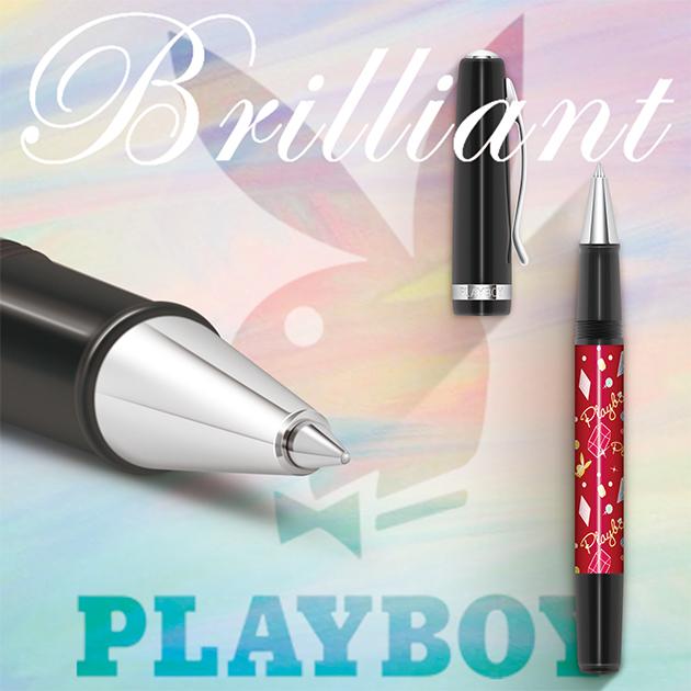 美國PLAYBOY Brilliant星燦鋼珠筆系列 (3) 10